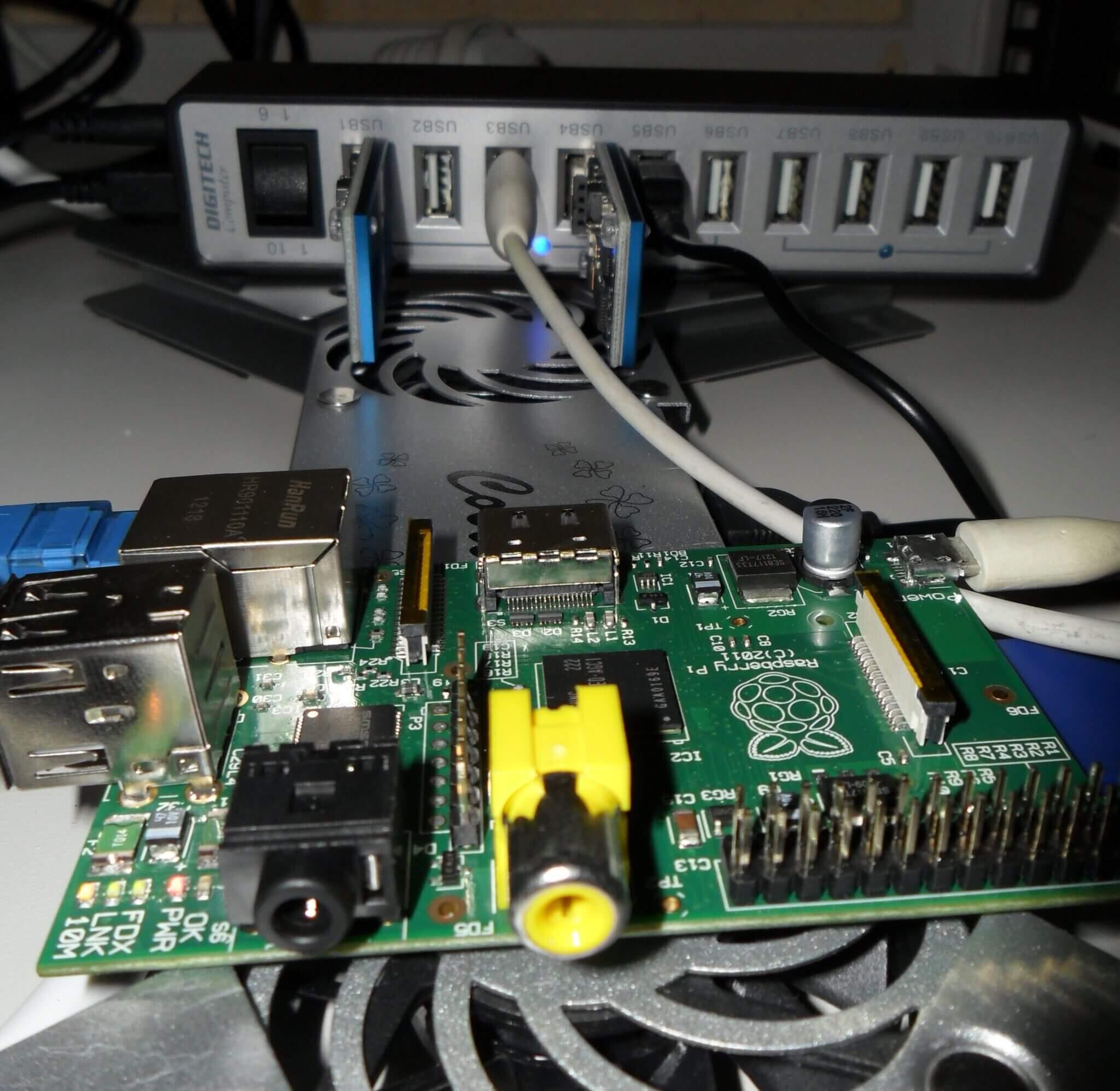 Bitcoin Mining with a Raspberry Pi