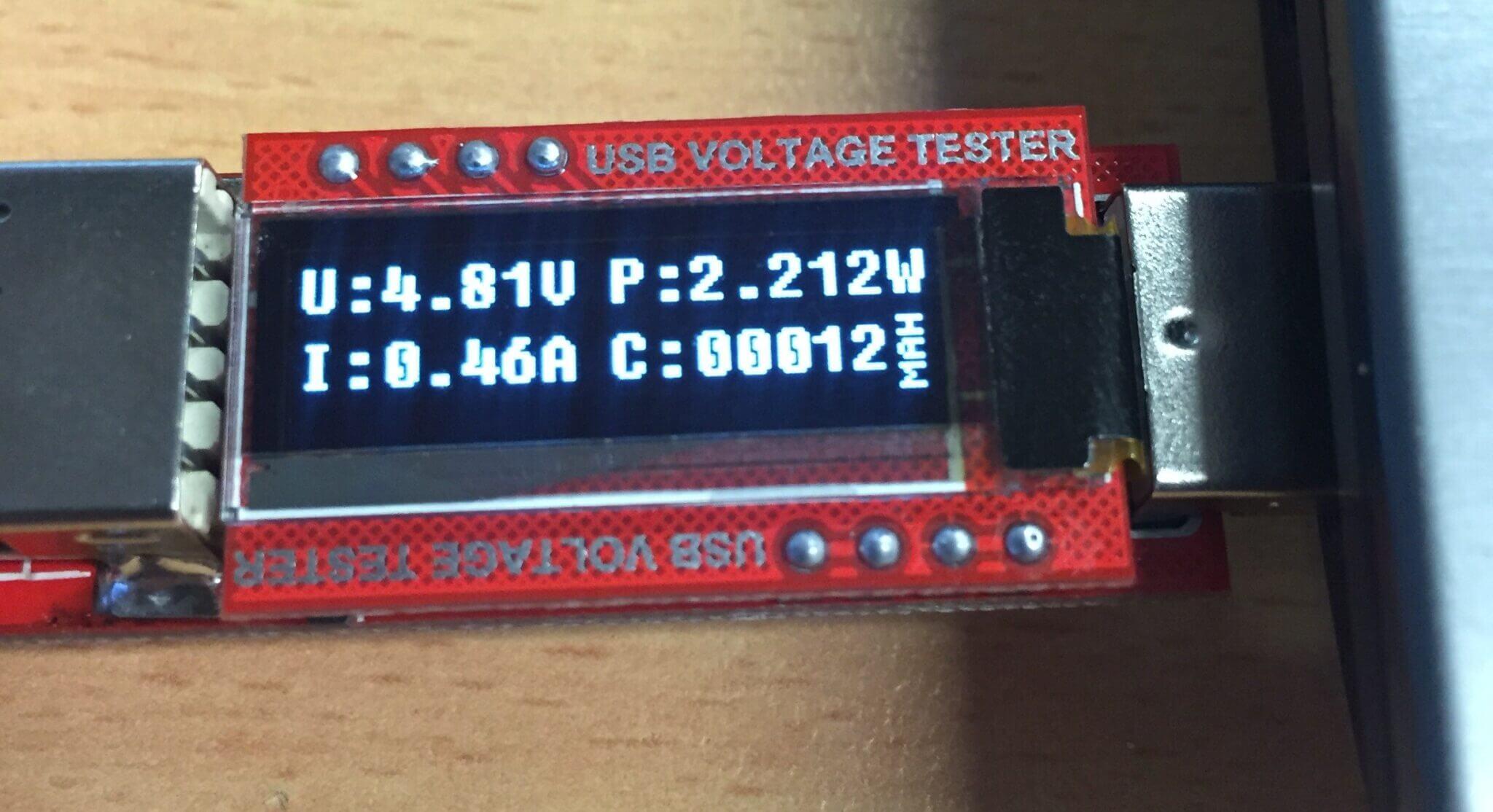 USB Power Meter Review - Satoms