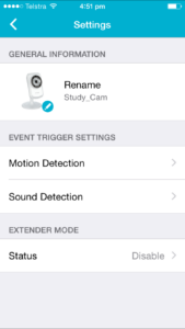 D-Link iPhone App Review
