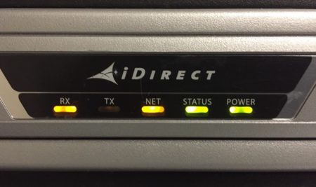 iDirect openAMIP Configuration and Information