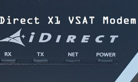 iDirect X1 LEDs, Power and Specification