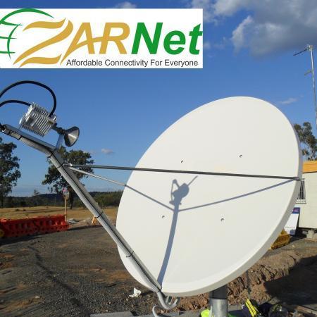 ZARNet VSAT Certification