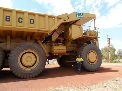 Mine Site Safety Introduction