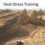 Heat Stress Training
