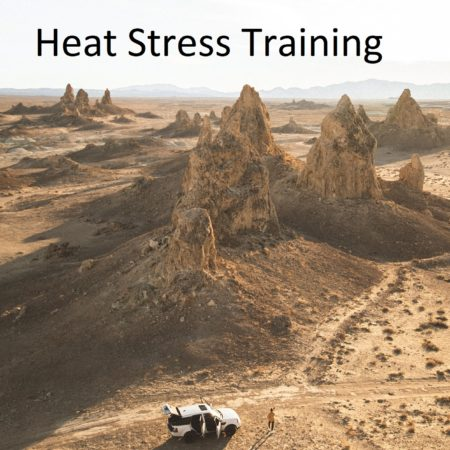 Heat Stress Training